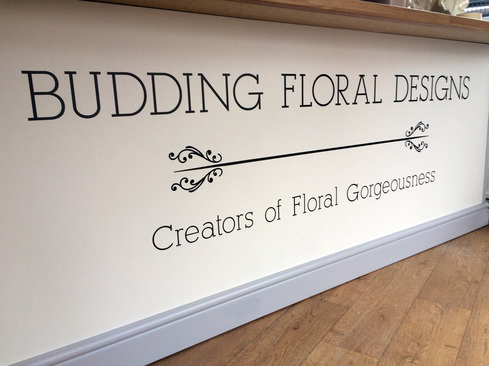 Signwriting Detail